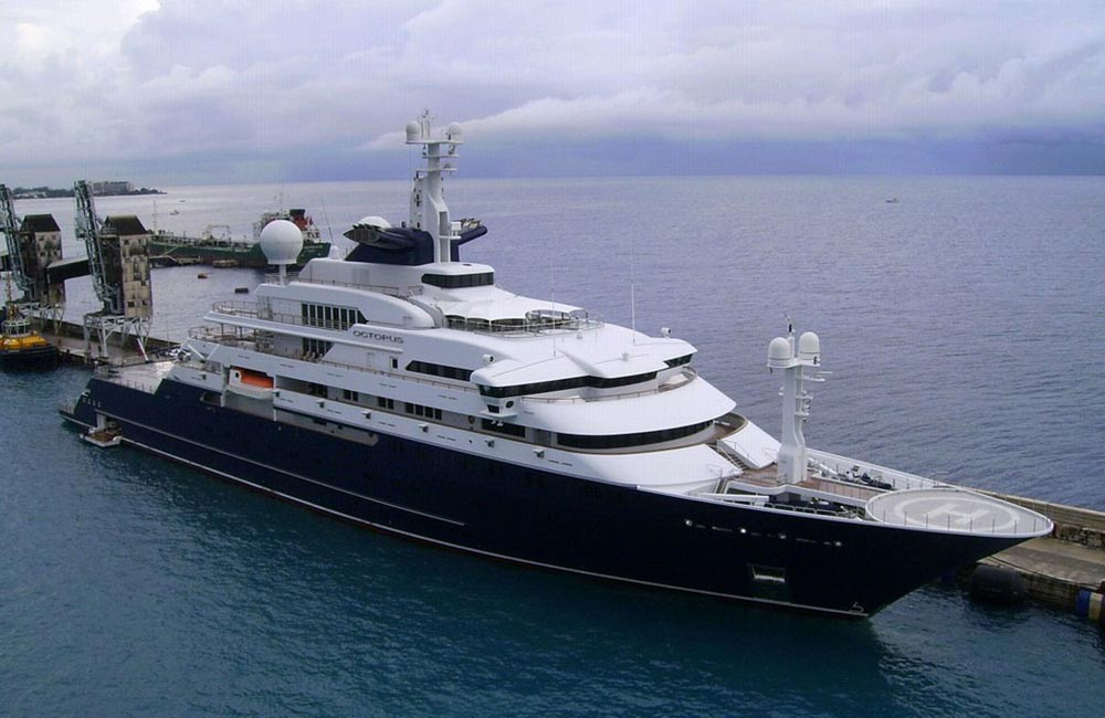 Marine Pleasure Industry – Mega Yachts